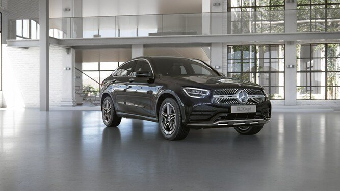 GLC 300 d 4MATIC Coupe Sport