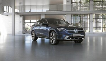 GLC 220 d 4MATIC Coupe