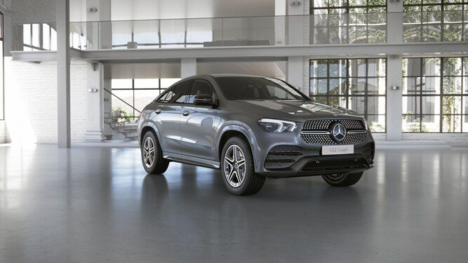 GLE 350 d 4MATIC Coupe