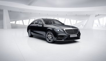 S 450 4MATIC long