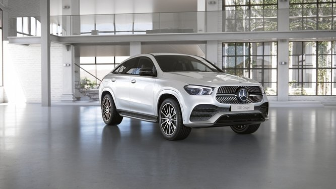 GLE 400 d 4MATIC Coupe